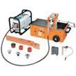 Оборудование для обработки токоведущих шин